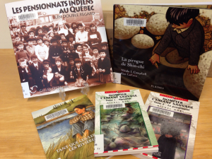 French language Aboriginal curriculum resources