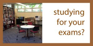 Searching for study space?