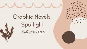 Graphic Novels Spotlight