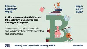 Science Literacy Week Sept 21-27, 2020