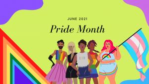 June is Pride Month