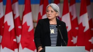 Inuk Leader Mary Simon is 1st Indigenous Governor General of Canada